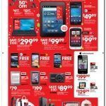 Aviso de Black Friday de Radio Shack.  Shack Friday Sale!